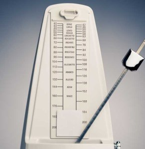 metronome scale