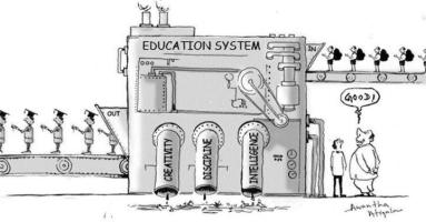 Factory model education